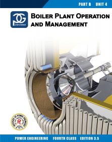 4th Class eBook BU04 - Boiler Plant Operation and Management (Ed 3.5)