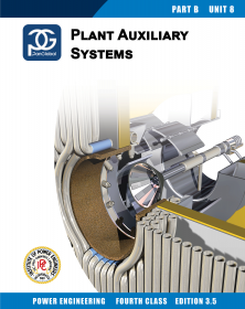 4th Class eBook BU08 - Plant Auxiliary Systems (Ed 3.5)