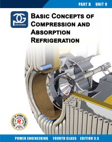 4th Class eBook BU09 - Basic Concepts of Compression and Absorption Refrigeration (Ed 3.5)