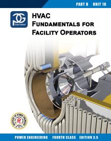 4th Class eBook BU10 - HVAC Fundamentals for Facility Operators (Ed 3.5)