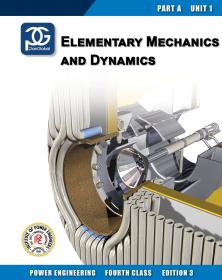 4th Class eBook AU01 - Elementary Mechanics and Dynamics (Ed 3.0)