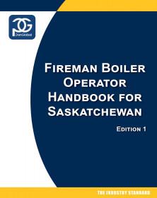 Fireman Boiler Operator Handbook for Saskatchewan (Ed. 1)