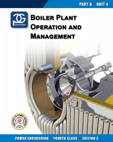 4th Class eBook BU04 - Boiler Plant Operation and Management (Ed 3.0)