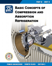4th Class eBook BU09 - Basic Concepts of Compression and Absorption Refrigeration (Ed 3.0)