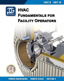 4th Class eBook BU10 - HVAC Fundamentals for Facility Operators (Ed 3.0)
